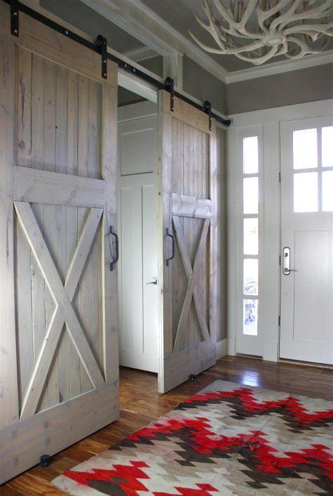 M barn doors