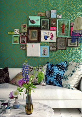 L 1 wall art - swedish elle interiors