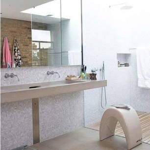 Ba shower room